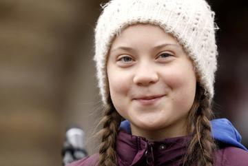 Chống biến đổi khí hậu, nữ sinh được đề cử Nobel Hòa bình