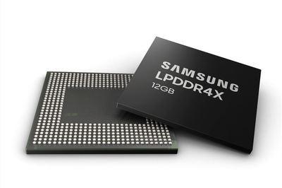 Samsung sắp ra mắt smartphone RAM 12GB