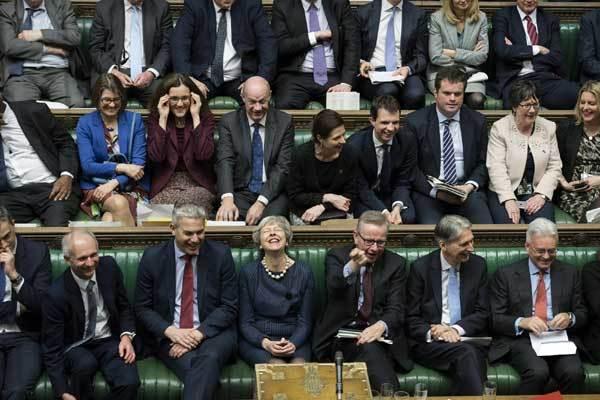 Nghị sĩ Anh muốn trì hoãn ngày rời khỏi EU
