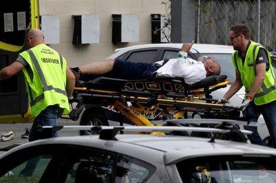Nhân chứng: Sát thủ New Zealand bắn thẳng ngực nạn nhân