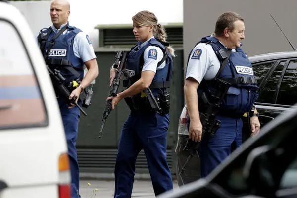 xả súng,New Zealand