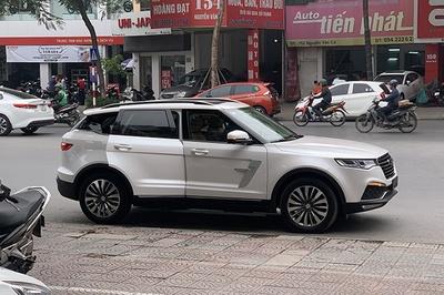 Ô tô Trung Quốc giá rẻ, siêu đẹp tràn vào Việt Nam