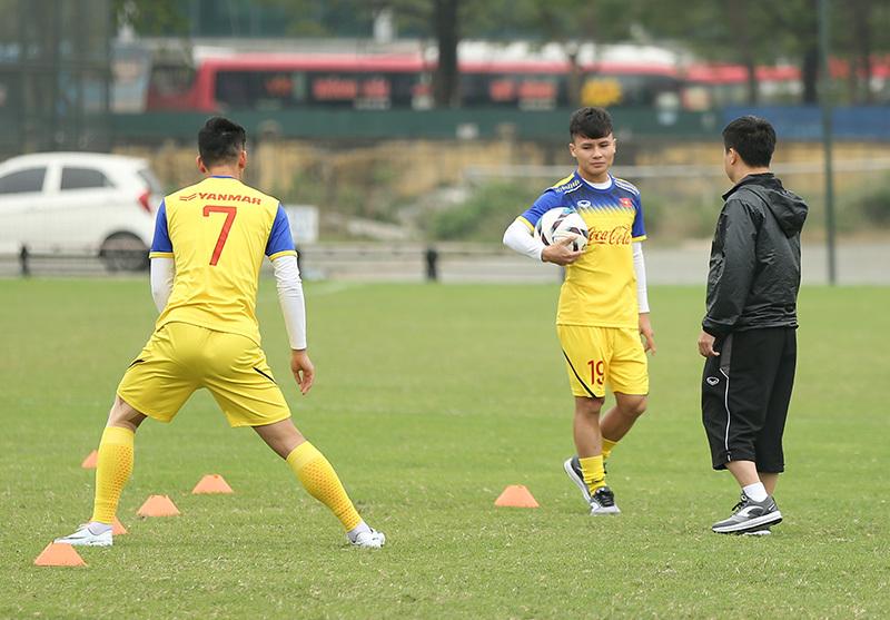 U23 Việt Nam: Quang Hải và lời cảnh báo cho HLV Park Hang Seo