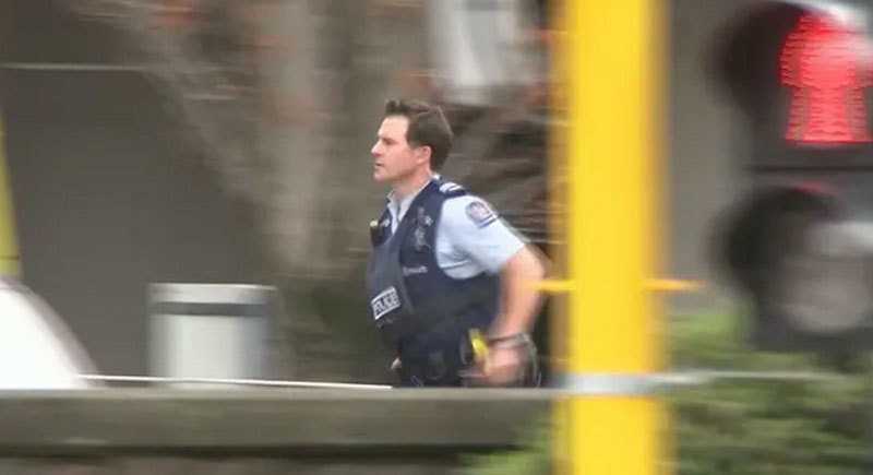 Giết người hàng loạt,giết người,khủng bố,New Zealand,xả súng ở New Zealand