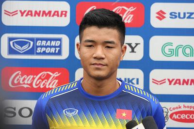 Đức Chinh tự tin có suất đi vòng loại U23 châu Á