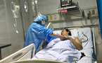 Tách đôi lá gan nam thanh niên Hà Nội, cứu cùng lúc 2 người