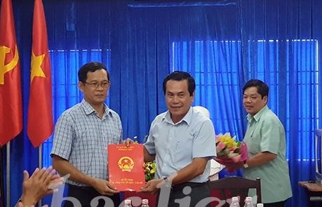 Lào Cai,Thừa Thiên Huế,Bạc Liêu,bổ nhiệm,nhân sự
