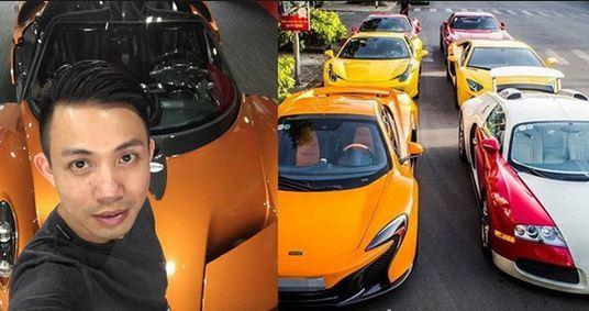 Những đại gia Việt chi tiền tỷ tậu xe ô tô Vinfast