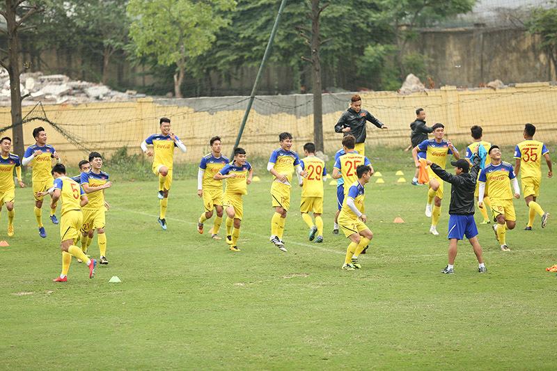 HLV Park Hang Seo,U23 Việt Nam,Quang Hải