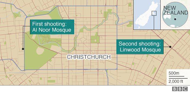 giết người hàng loạt,giết người,khủng bố,New Zealand,xả súng