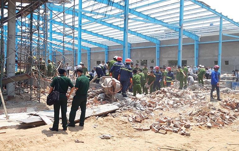 tai nạn lao động,Vĩnh Long