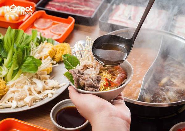 Khám phá ẩm thực châu Á giữa lòng Hà Nội