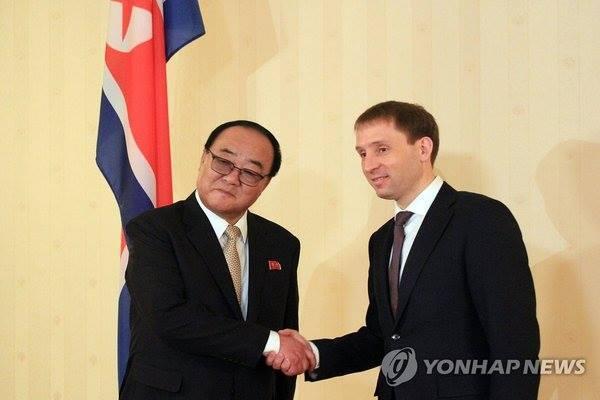 Triều Tiên vội vã đẩy mạnh ngoại giao với Nga