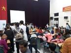 Ăn thịt lợn 'bẩn', 400 trẻ Bắc Ninh ồ ạt xuống Hà Nội xét nghiệm, nhiều trẻ dương tính