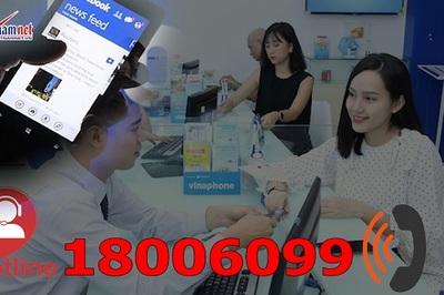 Chuyển mạng giữ số có đường dây nóng, Facebook 'sập' trên toàn cầu