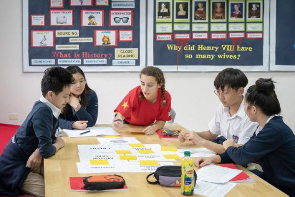Học Lịch sử ở trường quốc tế có gì khác?