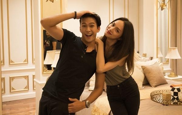 Những điều chưa biết về 'soái ca bí ẩn' trong MV của Hương Giang