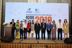 Hội thảo 'Đào tạo trực tuyến - Cơ hội và thách thức'