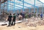 Sập tường nhà xưởng công ty may, 6 người chết: Bộ Xây dựng vào cuộc