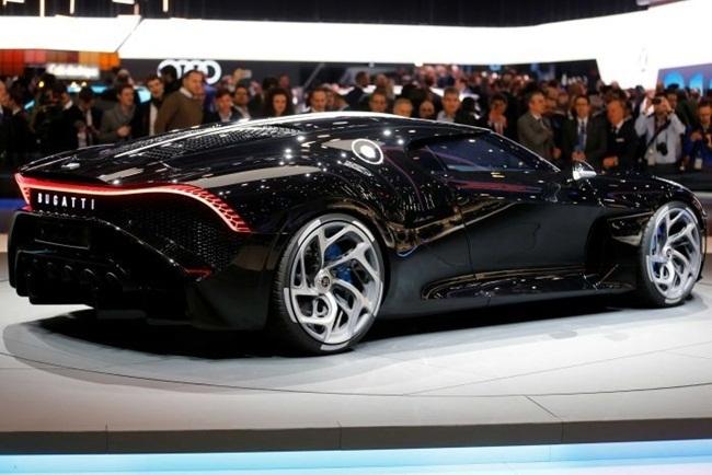 Mê đắm mẫu ô tô hơn 440 tỷ, tiền chất núi cũng không mua được