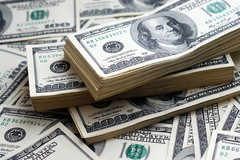 Tỷ giá ngoại tệ ngày 29/3: Đầu tuần, USD tiếp đà tăng giá