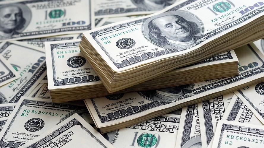 Tỷ giá ngoại tệ ngày 13/4: USD giảm, Euro tăng giá