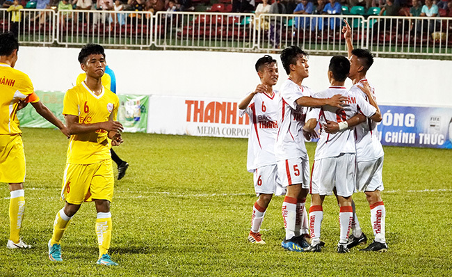 U19 Quốc gia,U19 HAGL,U19 Hà Nội