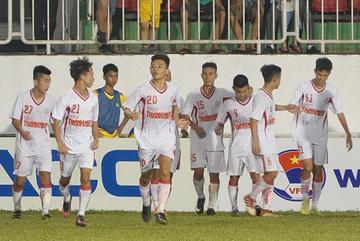 U19 HAGL đánh bật SLNA, tranh vô địch với U19 Hà Nội