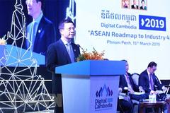 Việt Nam chia sẻ chiến lược CMCN 4.0 tại Diễn đàn kỹ thuật số Campuchia