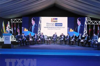 Toàn văn phát biểu của Bộ trưởng Nguyễn Mạnh Hùng tại Diễn đàn Bộ trưởng Kỹ thuật số Campuchia