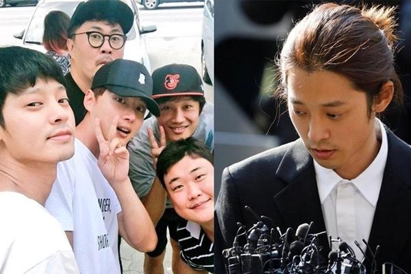 Sao Hàn,Jung Joon Young,Seungri,Taecyeon
