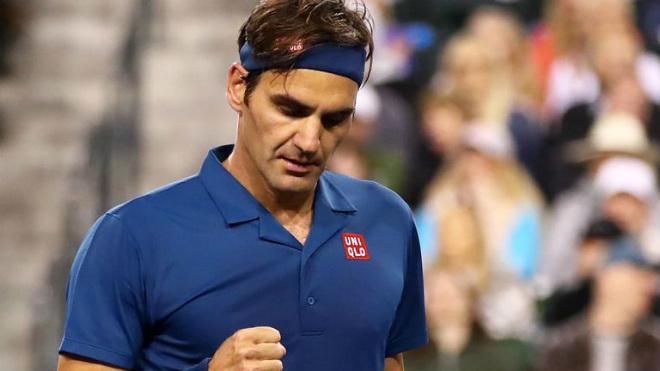 Federer đại chiến Nadal ở bán kết Indian Wells 2019