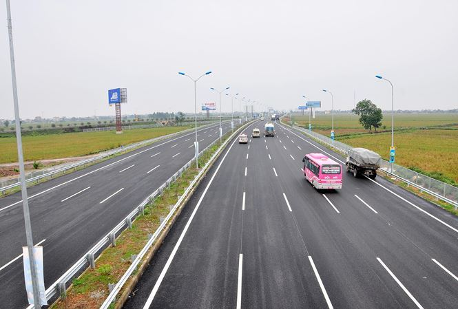 cao tốc Bắc - Nam,nhà thầu Trung Quốc,đường cao tốc