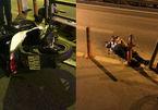 Lại xảy ra thảm nạn, người đi xe máy đâm dải phân cách cao tốc tử vong
