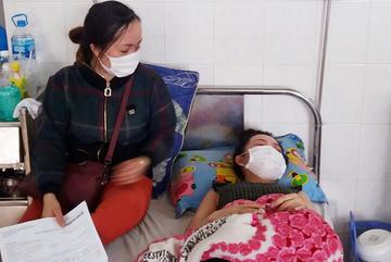 Cô giáo mầm non bị phụ huynh đánh nhập viện