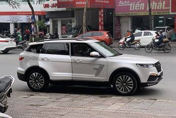 Tiền ít nhưng thích hào nhoáng, ô tô Trung Quốc chiều khách