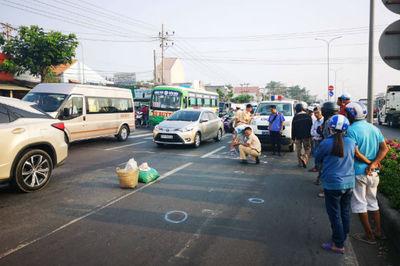 Băng qua quốc lộ, 2 nữ tu sĩ bị ô tô tông tử vong