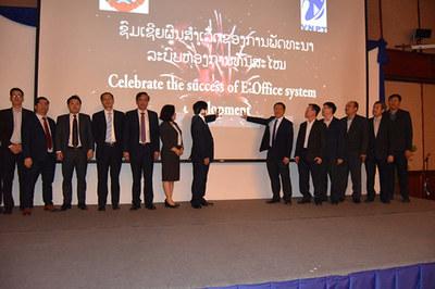 VNPT mang giải pháp số E-Office ra thị trường quốc tế