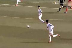 Video màn trình diễn của Công Phượng ở trận đấu thứ 2 cho Incheon