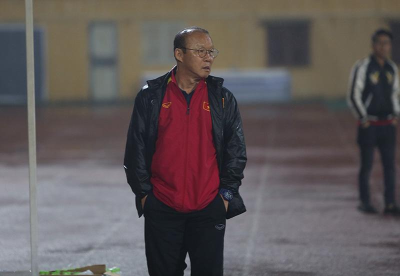 Vòng loại U23 châu Á: 'U23 Việt Nam có thầy Park thì lo gì'