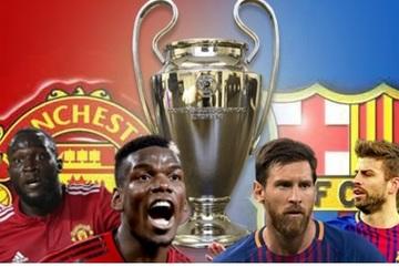 MU đá bay Barca, Solskjaer chặn cửa Bale