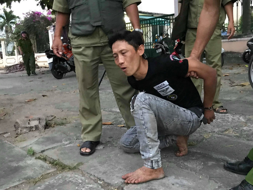 Bình Thuận,ma túy