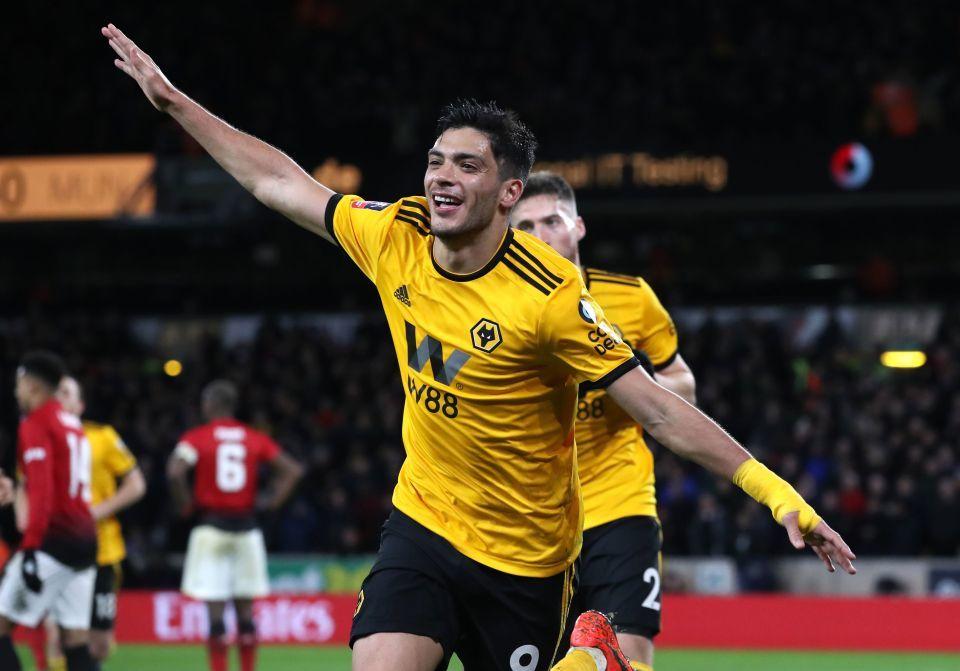 Wolves hất cẳng MU ra khỏi tứ kết FA Cup