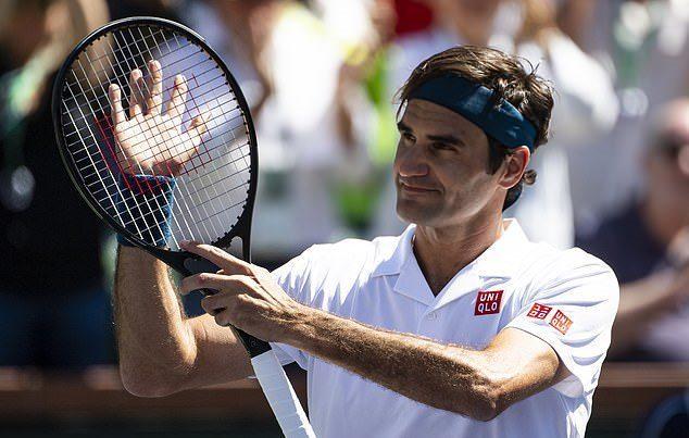 Nadal 'dâng' vé chung kết Indian Wells cho Federer