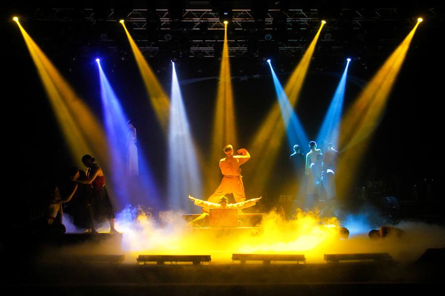 Đủ hỉ nộ ái ố trong đêm nhạc 'Lưỡng cực'