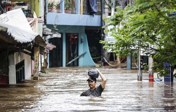 lũ quét,Indonesia,thiệt mạng