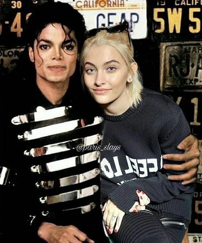 Con gái Michael Jackson nhập viện do cố tự sát vì phim ấu dâm của bố?