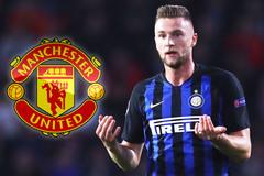 MU mua gấp Skriniar, Juventus đàm phán De Ligt