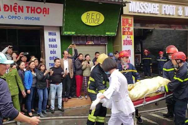 Cháy khách sạn ở Hải Phòng: Nữ nhân viên tử vong là người báo tin