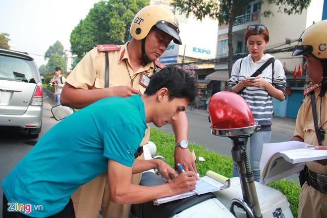 Sài Gòn,an toàn giao thông